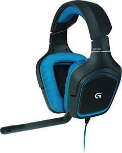 Amazon.de: Logitech G430 7.1 Gaming Headset um 35,29€ oder um 33,89€ im Warehouse