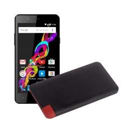 """5"""" Smartphone Archos 50 + Verico Powerbank"""