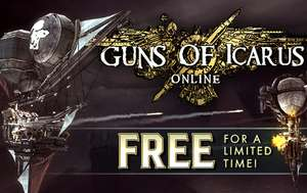 Guns Of Icarus Online - gratis im HumbleBundle Store bis 19:00 28.10.2017