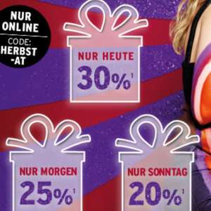 30% Gutscheincode @ The Body Shop AT