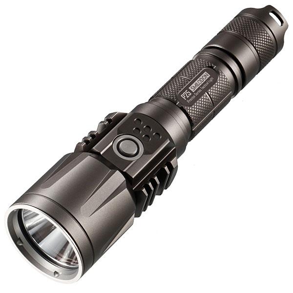 [Gearbest] Nitecore P25 Cree XM-L U2 860lm Taschenlampe für 38,84 € - 48% Ersparnis