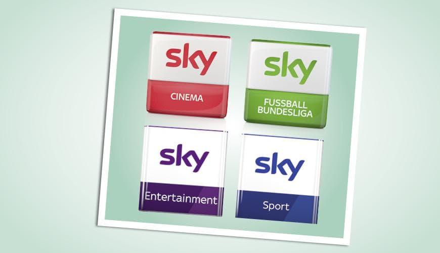 -50% auf Sky-Pakete + 50€ Merkur Markt Gutschein für Merkur friends