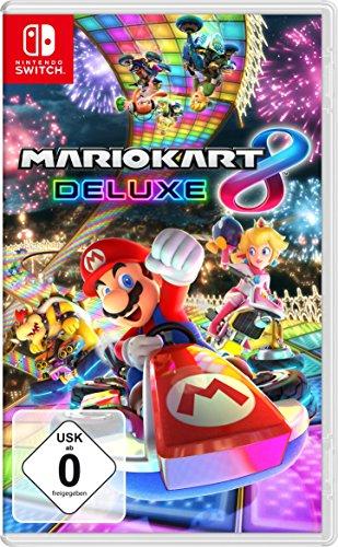 Mario Kart 8 Deluxe (Nintendo Switch) für 37€