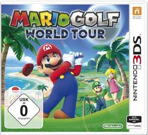 Mario Golf - World Tour für den Nintendo 3DS für 14,96€