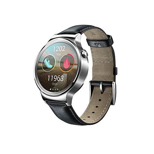 Huawei Watch Classic mit Lederarmband um 196 € - 30%