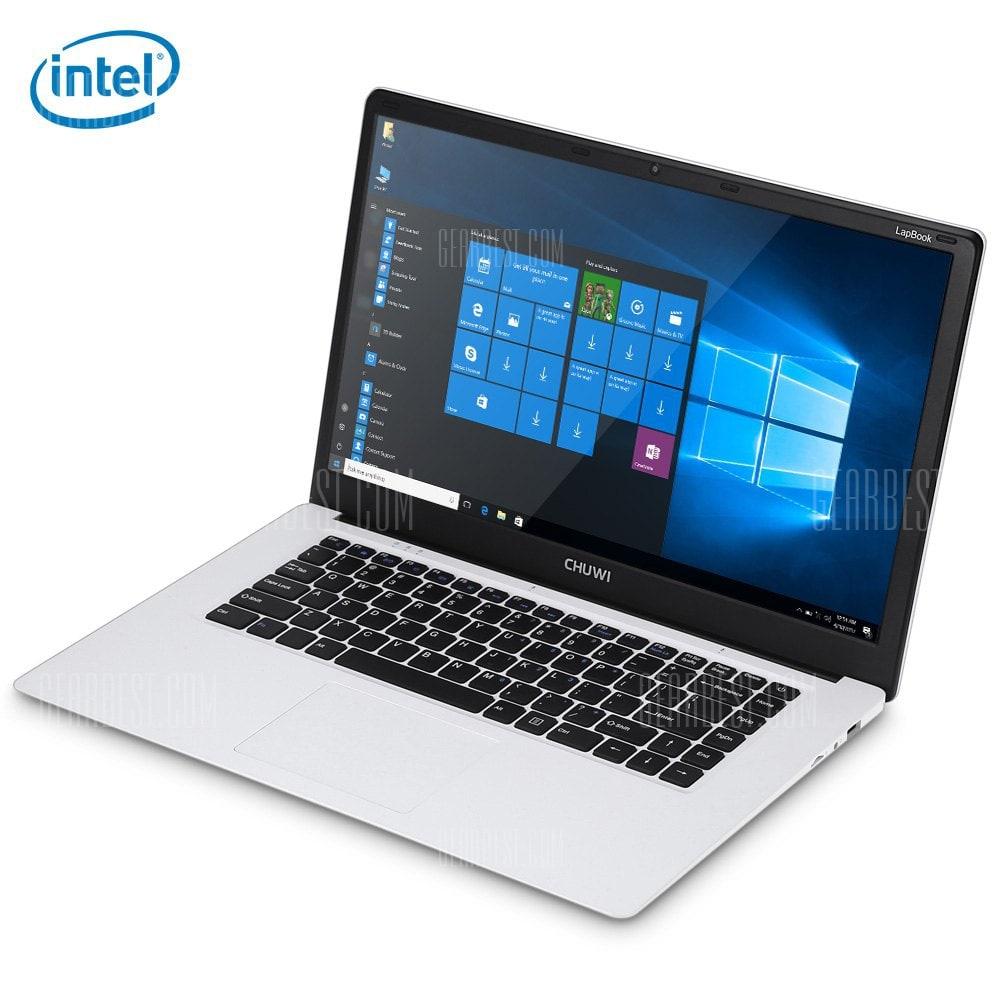 """[Gearbest] Chuwi LapBook 15,6"""" 4GB / 64GB mit FHD Display für 156,46 € - 24% Ersparnis"""