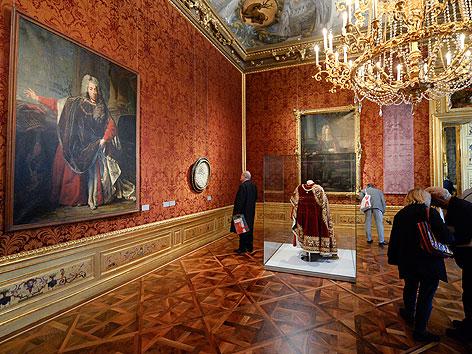 GRATIS Eintritt ins Winterpalais des Schloss Belvedere - 9 € sparen - 4.+5.11.2017