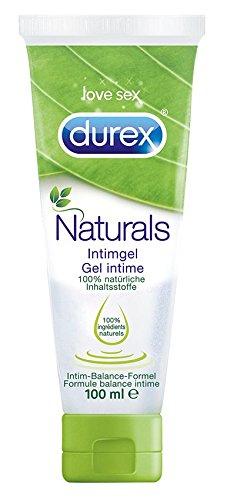 Durex Naturals Intimgel (100ml) um 3 € - 77%