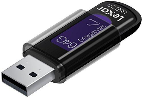 PRIME - Lexar JumpDrive S57 64GB USB 3.0 Flash Drive