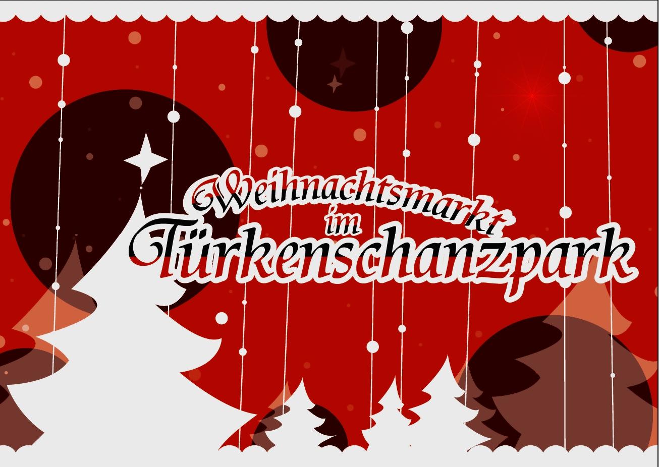 Weihnachtsmarkt Türkenschanzpark: 5x Punsch/Glühwein um 10 € statt 20 €
