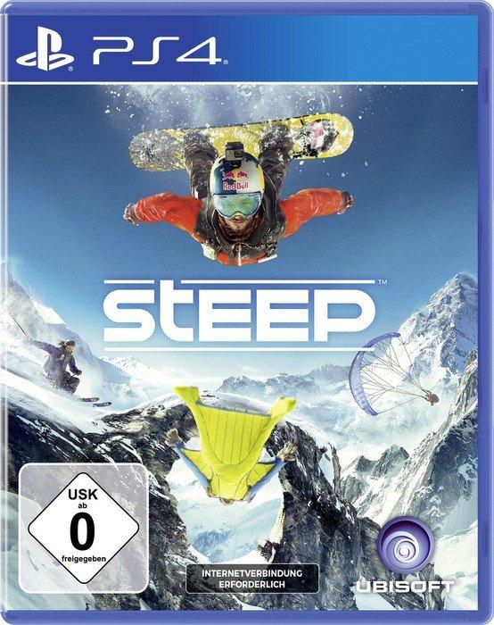 Amazon Prime: Steep (PlayStation 4) für 14,99€ / Xbox One für 18,18€