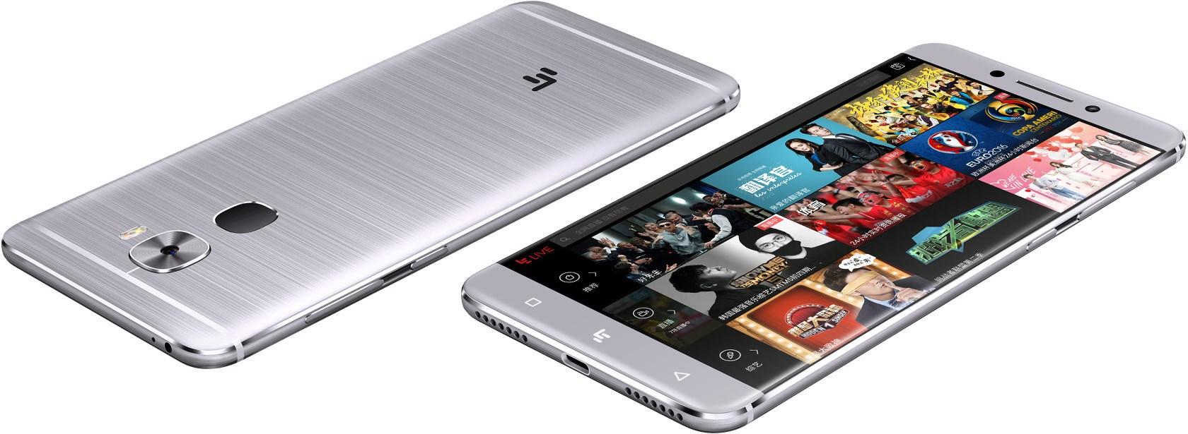 [Gearbest] LeEco Le Pro 3 Elite 4GB / 32GB für 141,74 € - 28% Ersparnis