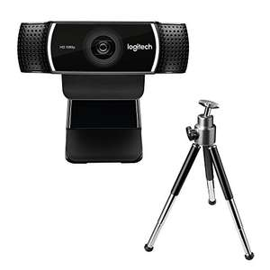 Amazon.de: Logitech C922 Pro Stream Webcam um 55,46€
