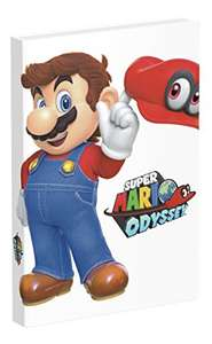 Super Mario Odyssey Lösungsbuch (Collectors Edition) (Englisch) für 7,90€