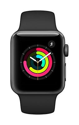 Apple Watch Series 3 (42mm) um 339 € - Bestpreis - 13%
