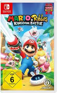 Mario & Rabbids Kingdom Battle (Nintendo Switch) für 39,99€