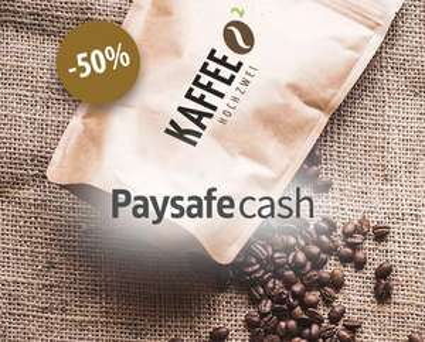 - 50 % auf gesamten einkauf bei KAFFEEhoch2