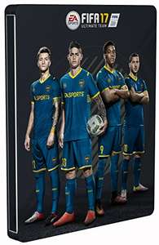 FIFA 17 Steelbook - PC 9,20 € - XBox 11,50 €