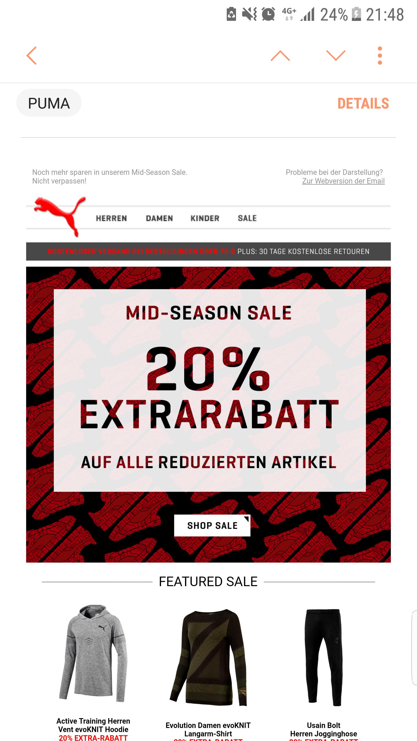 MID- Season Sale