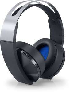Sony PlayStation 4 Platinum Wireless Headset um 117 € - 30%