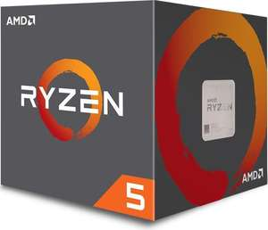 Amazon UK: AMD Ryzen 5 1600, 6x 3.20GHz, boxed für 164,26€