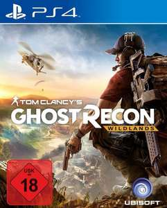 Tom Clancy's Ghost Recon: Wildlands (PlayStation 4) für 33,98€
