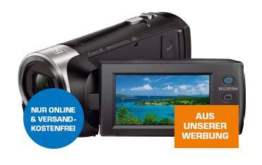 [Saturn.at] SONY HDR-PJ410 Camcorder für 255,- versandkostenfrei