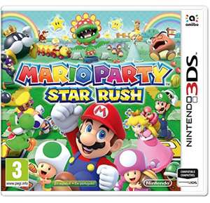 Amazon.es: Mario Party Star Rush um 23,67€