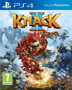 Knack 2 (PlayStation 4) für 29,99€