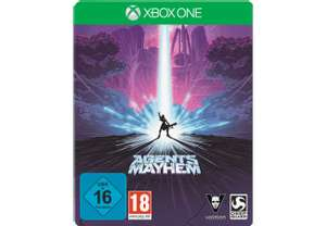 Agents of Mayhem - Steelbook Edition (Xbox One) für 27,99€