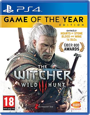 [gameware.at] [PS4/XBONE] The Witcher 3: Wild Hunt GOTY f. 29,99  zzgl. €3,99 Versand