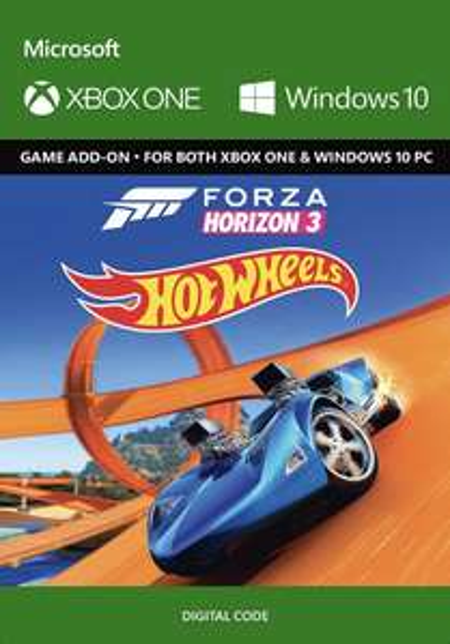 Forza Horizon 3 Hot Wheels DLC (Xbox One/PC Play Anywhere) für 5,41€ (CDKeys)