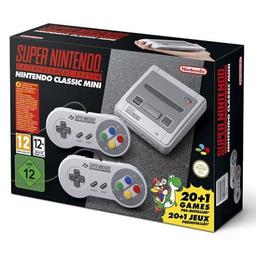 [Libro.at] Super Nintendo Classic Mini wieder verfügbar um 99,99€