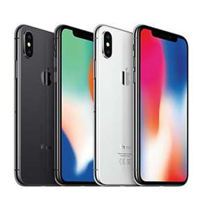 Apple iPhone X (64 GB) um 955 € / (256 GB) um 1096 € - neuer Bestpreis - 17%