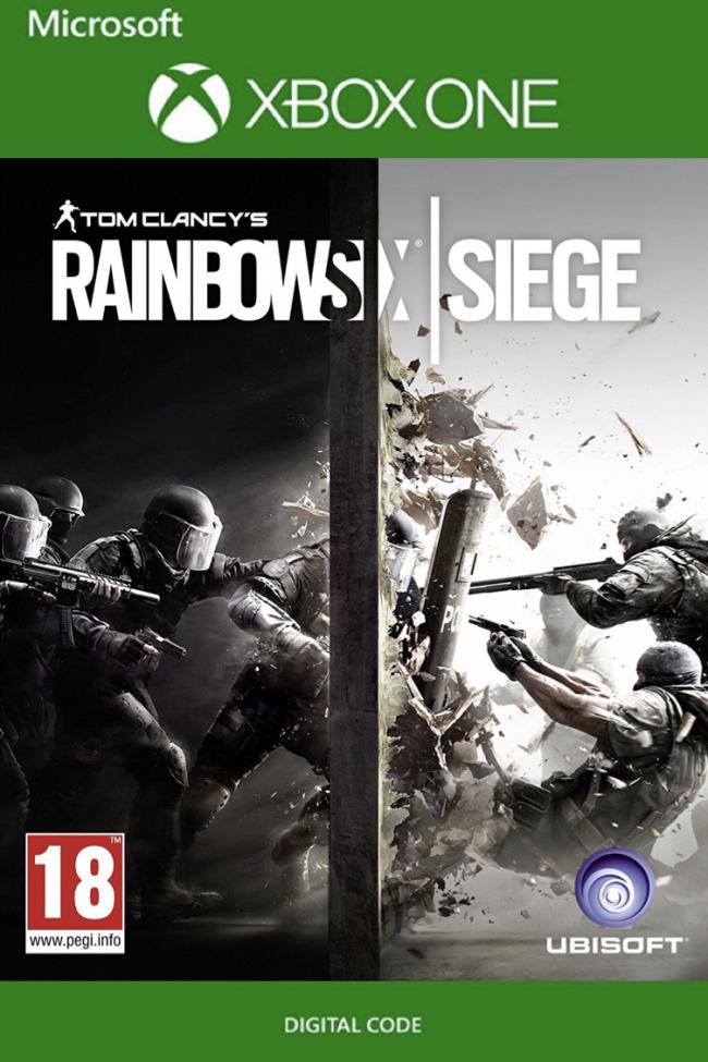 cdkeys.com: Tom Clancys Rainbow Six Siege (Xbox One) für 14,05€