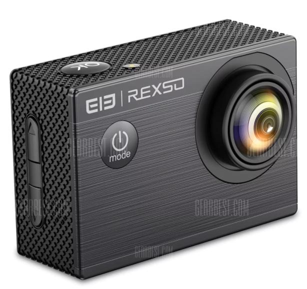 [Gearbest] Elephone Rexso Explorer X Action Camera für 17,27€