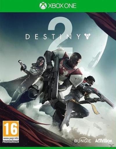 Destiny 2 bei Libro (aktuelles Flugblatt) für 39,99 Xbox One, PS4