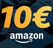 Versuch dein Glück: Amazon Music testen und 10€ Gutschein bekommen