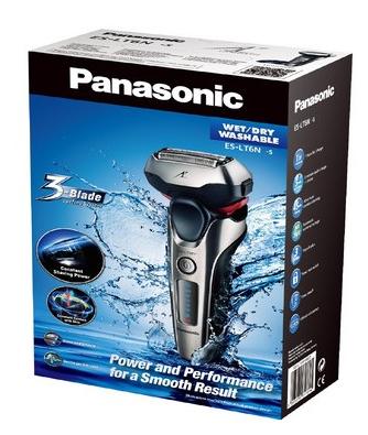 [IBOOD] Panasonic ES-LT6N Nass-/Trocken-Rasierer mit 3D-Scherkopf für 75,90€