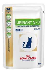 [www.Amazon.de] Royal Canin Urinary moderate calorie Lachs, 48x 100g 1er Pack (1 x 4.8 kg)  für Prime Kunden € 20,61 PVG ca. € 50,-- im Handel