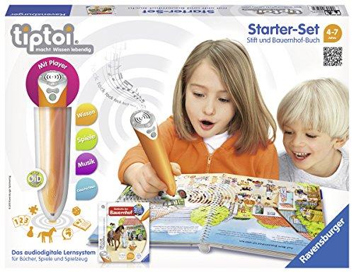 Ravensburger 00507 - Tiptoi Starter-Set mit Stift und Buch