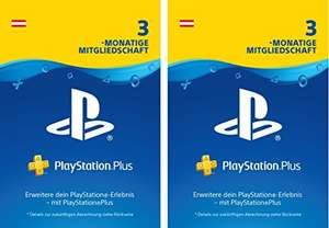 Amazon: 6 Monate PSN Plus um 25 € - 41%