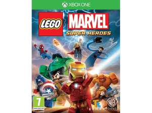 Mediamarkt/Saturn: Lego Marvel Super Heroes (Xbox One)