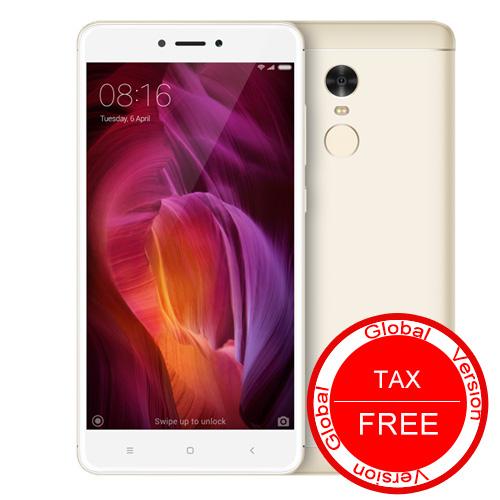 Xiaomi Redmi Note 4 mit 4/64 GB & LTE Band 20 für 143.86€ Versand EU