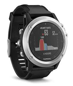 Amazon.de Garmin Fenix 3 HR GPS-Multisportuhr um 241,01€