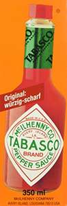 Amazon.de: 350ml Tabasco um 7,18€