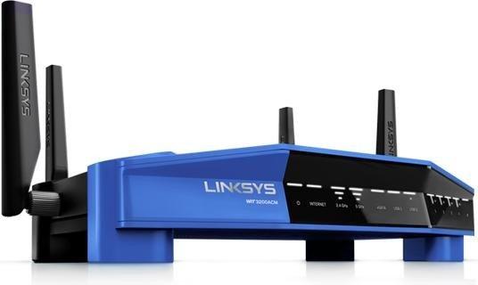 Linksys Dual-WLAN Router um 160 € - 23%