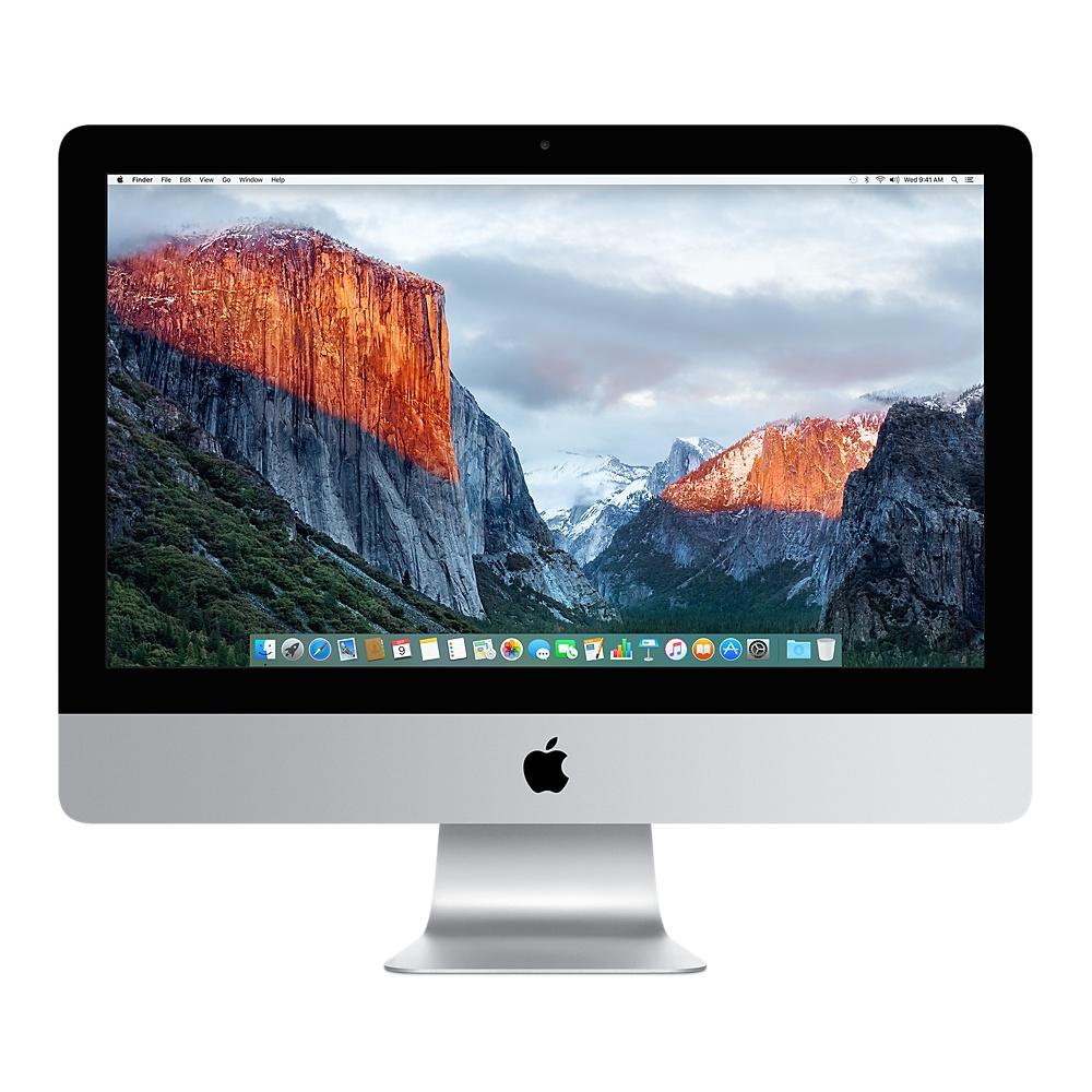 "[www.METRO.at]  Apple iMac 21.5 FHD"", Core i5-7360U, 8GB RAM, 1TB HDD für € 958,80 Österreichs Bester Preis für den iMac"