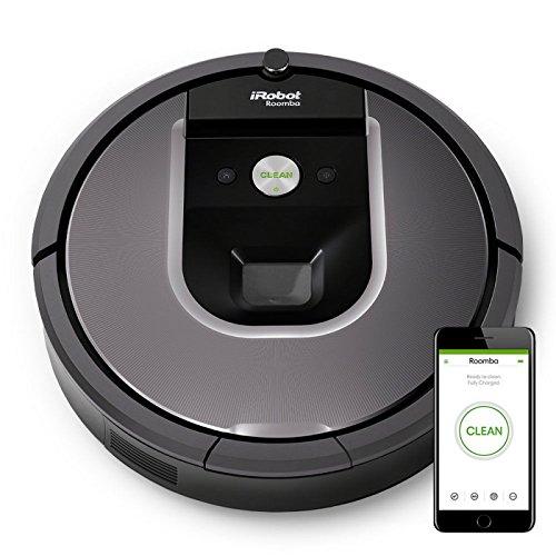 Nie mehr staubsaugen - iRobot Roomba 960 Staubsaugroboter