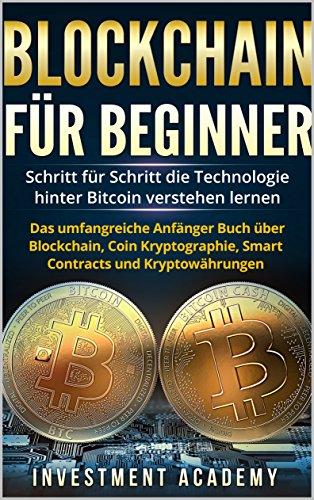 [Amazon.de] Blockchain für Beginner (Kindle Ebook) gratis